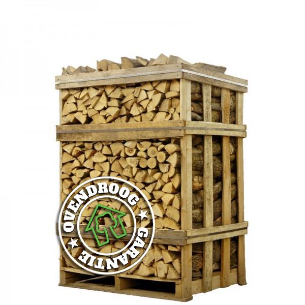 Easy palletten brandhout | Vergelijkbaar 2.5 stère | Thuis geleverd | Schoon en droog