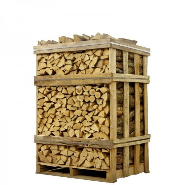 Brandhout berk ovengedroogd easy pallet
