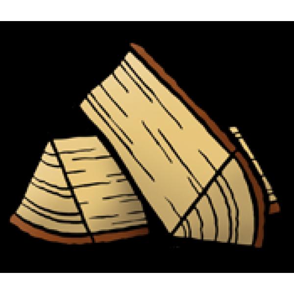 Openhaard 1 tot 2 blokken tegelijk stoken