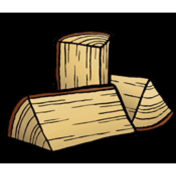Inbouwhaard 2-3 blokken tegelijk stoken